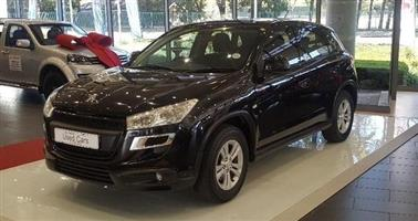 2012 Peugeot 4008 2.0 AWD Active
