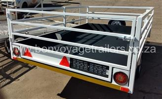 Utility Trailer, Included Spare For Sale