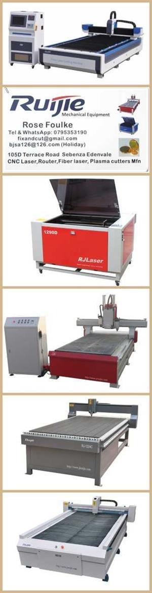 CNC Woodwork router, Fiber laser /CO2 laser engrave n cut machine