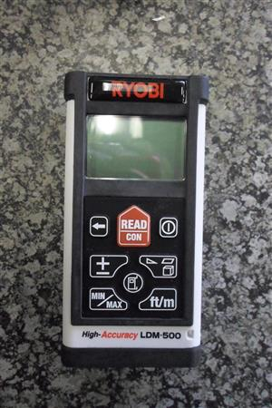 Ryobi LDM 500 High Accuracy Distance Meter