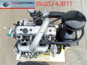 Imported used ISUZU RODEO 2.8L 4 CYLINDER TURBO engine Complete