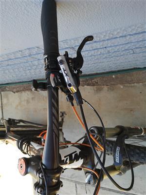 KTM 29inch mountain bike