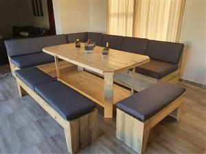 Exclusive custom made pallet furniture!!!