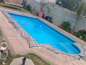 Child Safe Pool Safety nets & covers