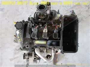 PEUGEOT 1KR 1.0L 3V VVTI 12V Engine -