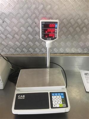 CAS PR Plus Scale