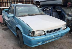 Mazda rustler 1997 Stripping for spares