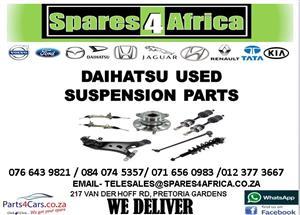 DAIHATSU USED SUSPENSION PARTS FOR SALE