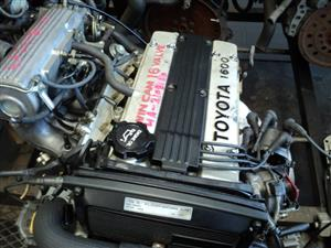 TOYOTA 1.6 TWINCAM ENGINE SERIES 3 (4AGE3)