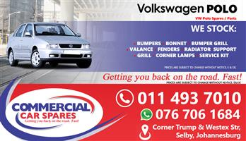 VW Polo 1996 Parts and spares for sale