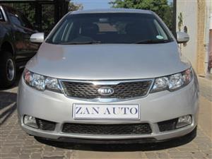 2011 Kia Cerato hatch 2.0 EX auto
