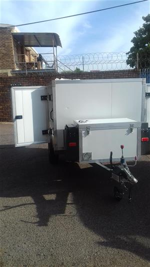 Mint Mobile Trailers