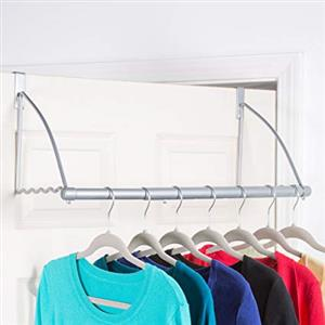 Adjustable Over The Door Drying Rack