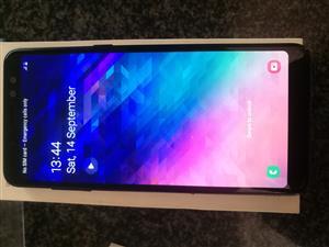 Samsung galaxy a8 2018 32Gb excellent condition