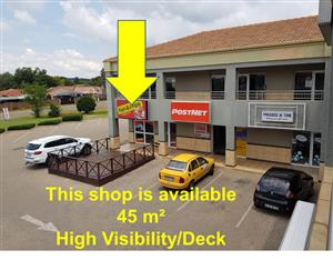 Small Retail Shop To Rent In Pretoria East Centurion Area Junk Mail