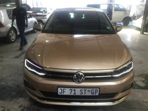 2018 VW Polo hatch 1.0TSI R Line auto