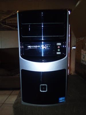 i5 STANDARD GAMING PC FOR SALE - GREAT GRAPHICS CARD FOR GAMIN PC RUNS WELL