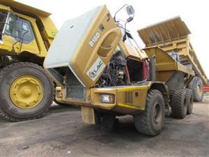 Bell B18D Articulated Dump Truck - ON AUCTION