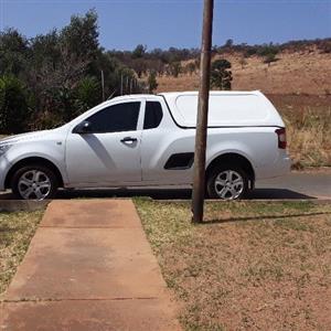 2012 Chevrolet Utility 1.8 Sport