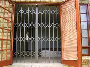Trellis Security Barriers