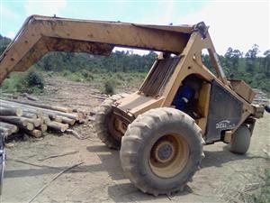 Looking to buy any Bell loggers or cane loaders.