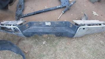 2013 Ford ranger rear bumper for sale