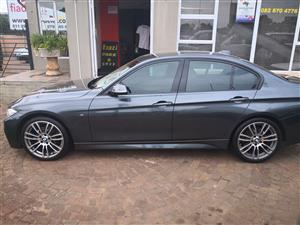 2015 BMW 3 Series 320i Edition M Sport Shadow