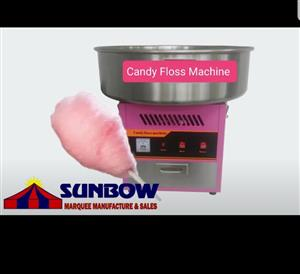 Candy Floss  Machines & Tents For Sale