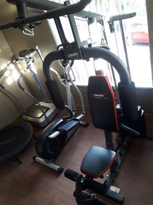 Trojan home gym for sale