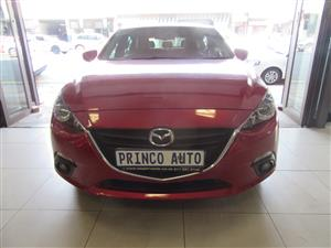 2015 Mazda 3 Mazda 1.6 Dynamic