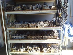 Jeep,Dodge and Chrysler Cylinder Heads For Sale