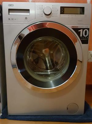 Silver Defy Washing Machine