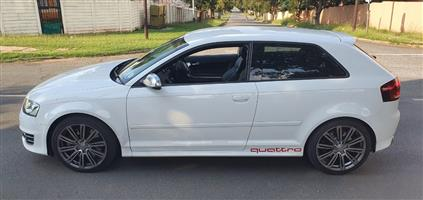 2012 Audi S3 3 door quattro