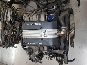 MITSUBISHI 3.5 V6 24 VALVE ENGINE (6G74) FOR SALE