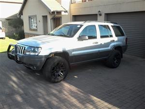 2004 Jeep Grand Cherokee 4.7L Laredo