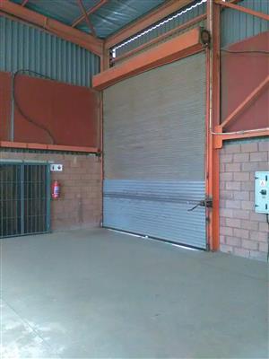 463m2 warehouse to let in Wychwood, Germiston