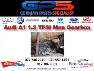 Audi A1 1.2 TFSI Man Gearbox for Sale