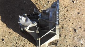 2011 ford figo gearbox
