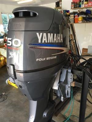 Yamaha 50hp for sale