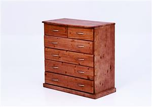Rio Chest Of Drawers - 4+2