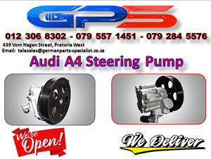 New Audi A4 Steering Pump for Sale