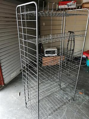 6 Tier storage shelf for sale