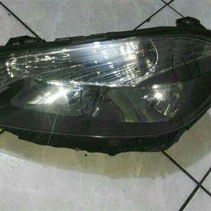 MERCEDES A176 LEFT AND RIGHT HEADLIGHT
