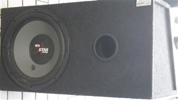 Digital star sound subwoofer S036538A #Rosettenvillepawnshop