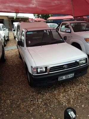 1992 Toyota Hilux 2.5D 4D