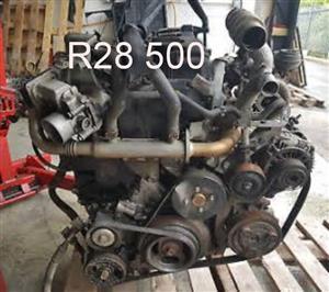 Nissan Navara 2.5 engine. R28500