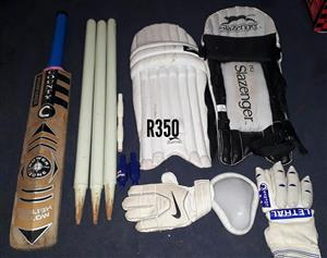 Slazenger cricket set for sale