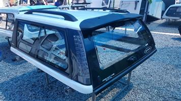 HILUX 05 DC G4 CARRYBOY CANOPY 0596