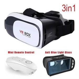 VR BOX 3D Virtual Reality VR Glasses Headset Smart Phone