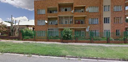1 Bed flat to rent in Turffontein with Prepaid Electricity